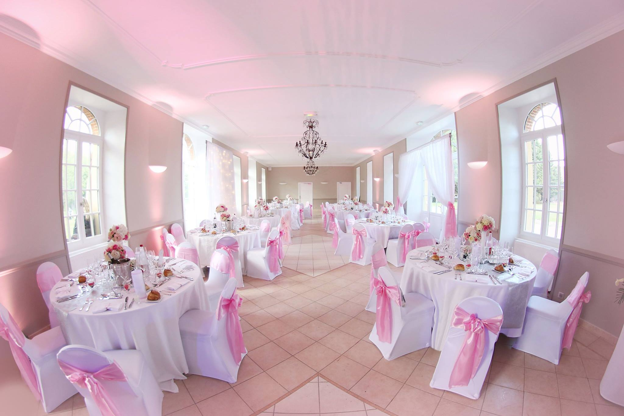 decoration salle mariage - Natagency