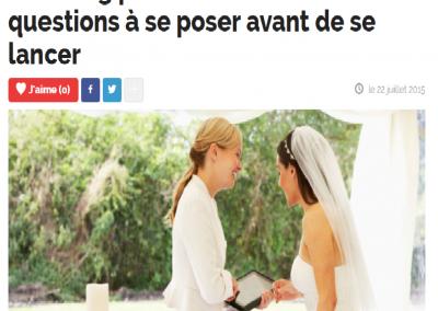 "<a href=""http://www.femmeactuelle.fr/amour/mariage/wedding-planner-mariage-20141"" target=""_blank"">Femme actuelle - Juillet 15 </a>"