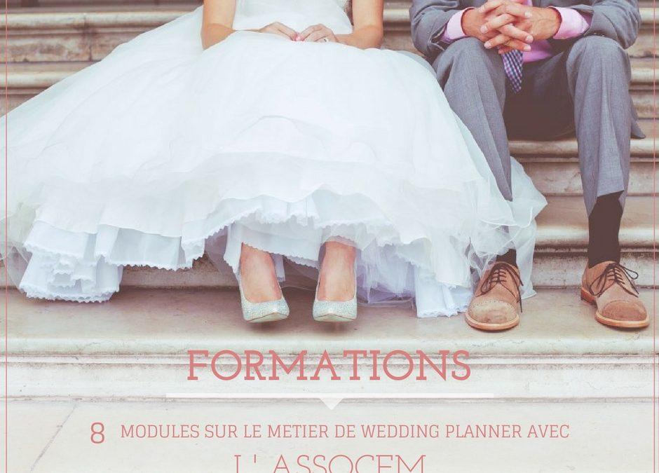 formation metier wedding planner