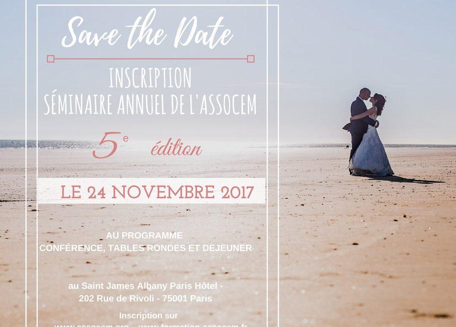 5eme édition du séminaire des wedding planners