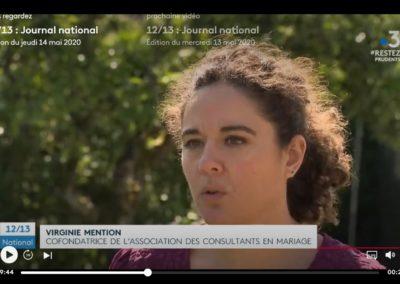 Reportage France 3 sur les mariages