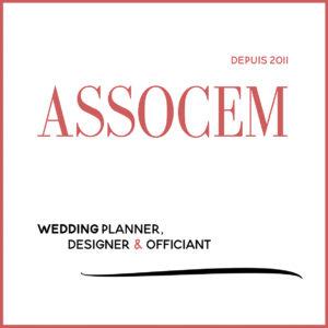association wedding planner wedding designer officiant de ceremonie
